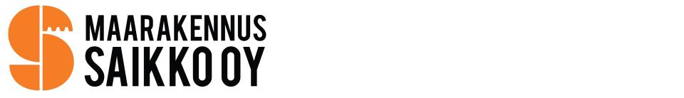 Maarakennus Saikko Oy logo